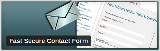 fast secure contact forms