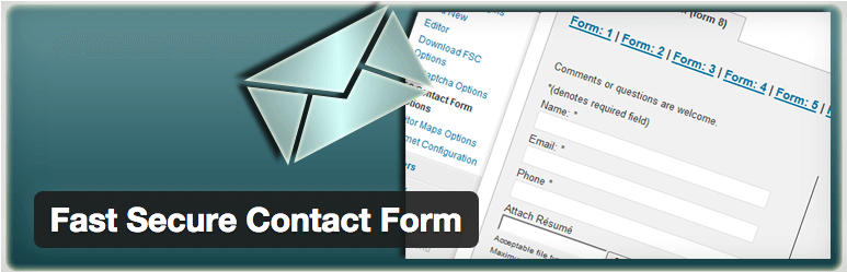 Fast Secure Contact Form logo
