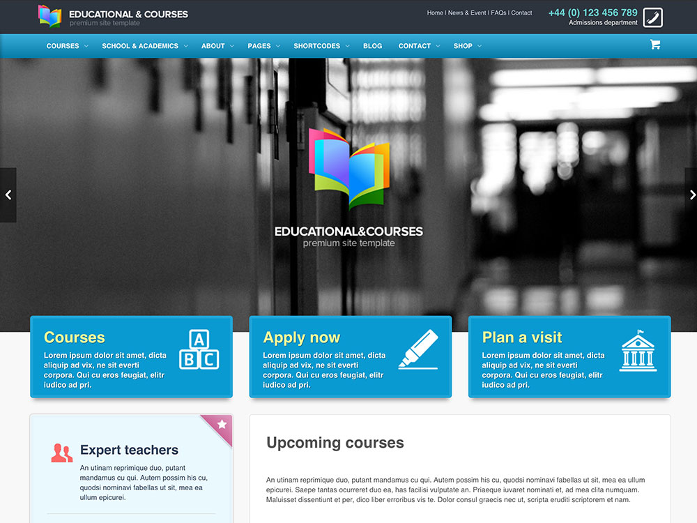 edu-wordpress-theme