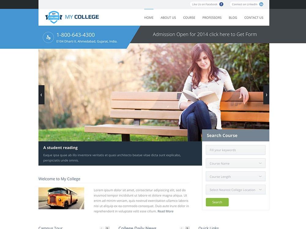 My-College-Education-WordPress-Theme