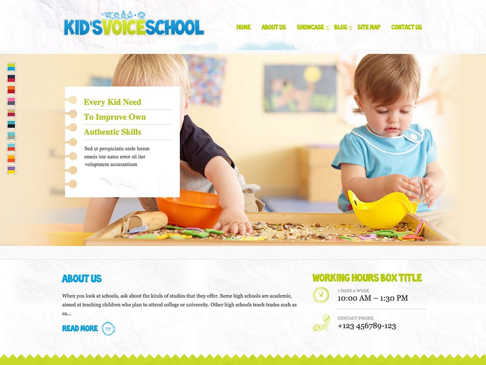 kids-voice-school-wordpress-theme