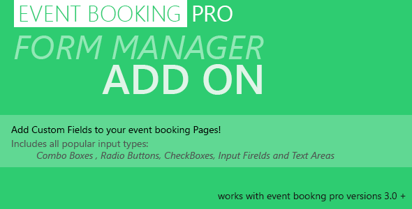 event-booking-pro-forms-manager-add-on