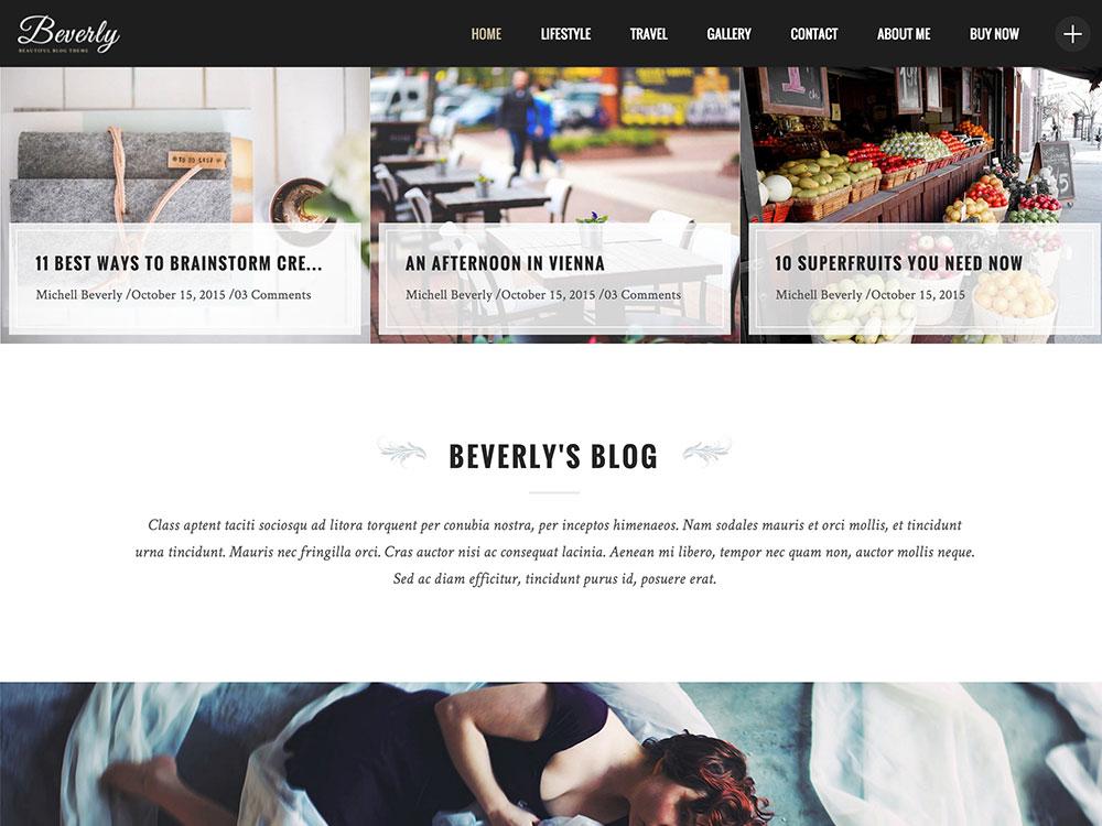 beverly-modern-blog-theme