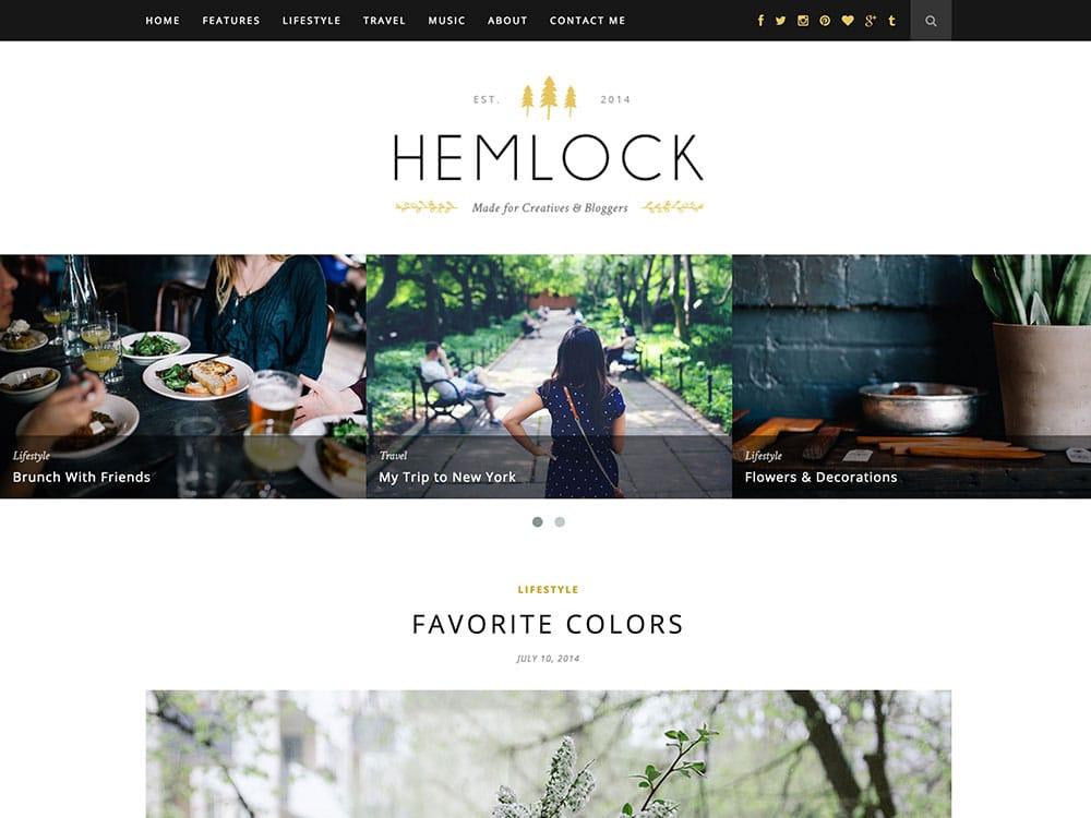 hemlock-wordpress-blog-theme