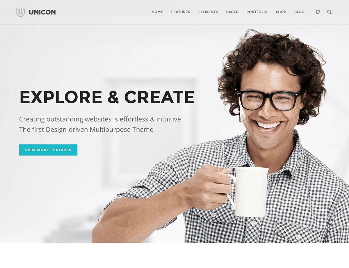 unicon-design-driven-multipurpose-theme