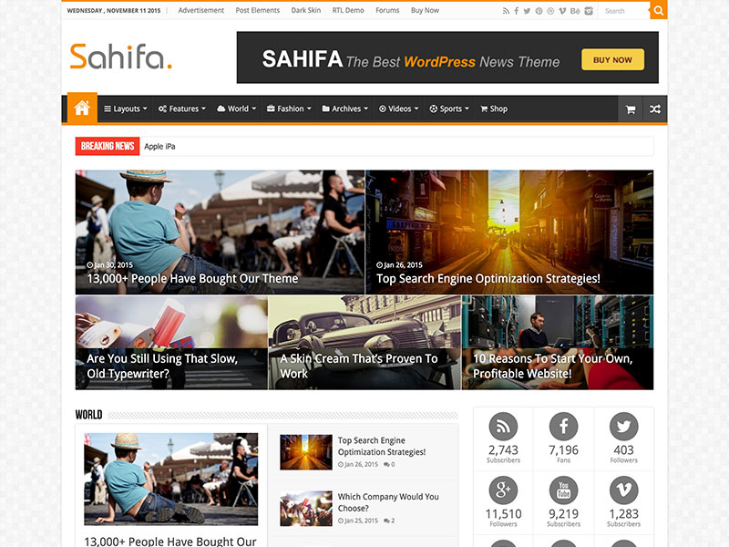 sahifa-wordpress-news-theme