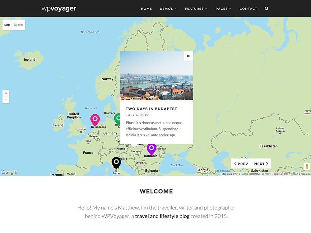 WPVoyager-travel-blog-wordpress-theme