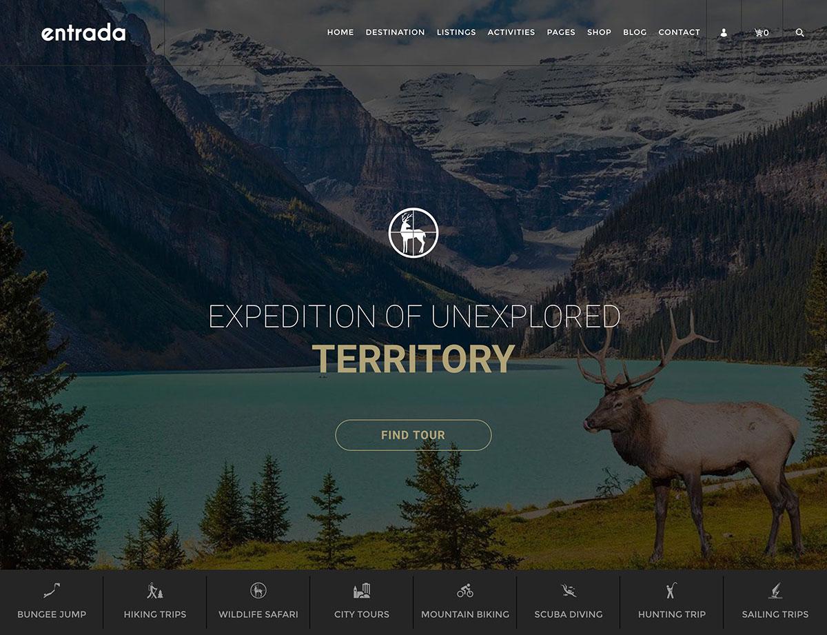 entrada-travel-wordpress-theme