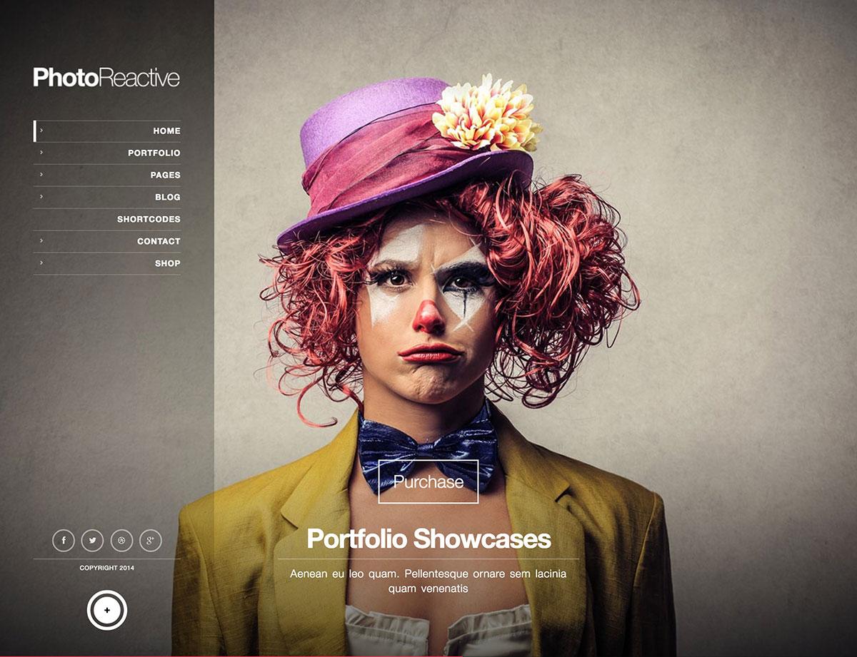 photoreactive-fullscreen-wordpress-theme