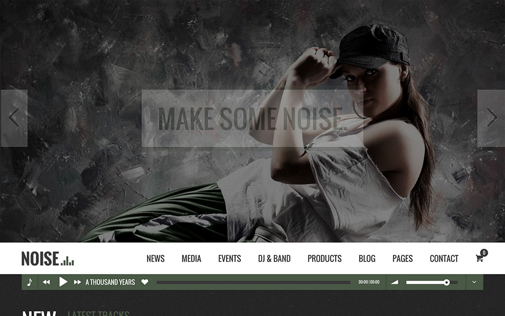 noise-wordpress-theme