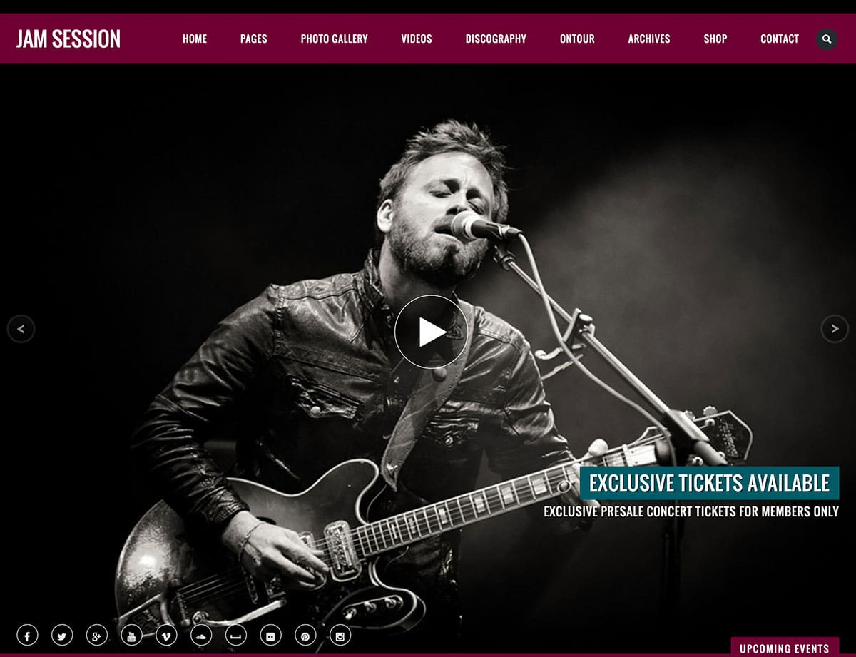 JamSession-Music-WordPress-Theme