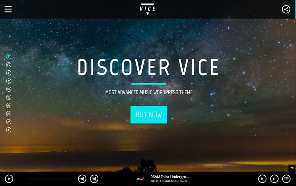 vice-music-wordpress-theme