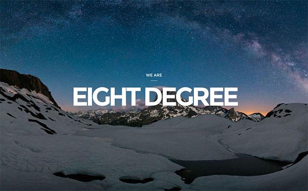 Eight-Degree-theme