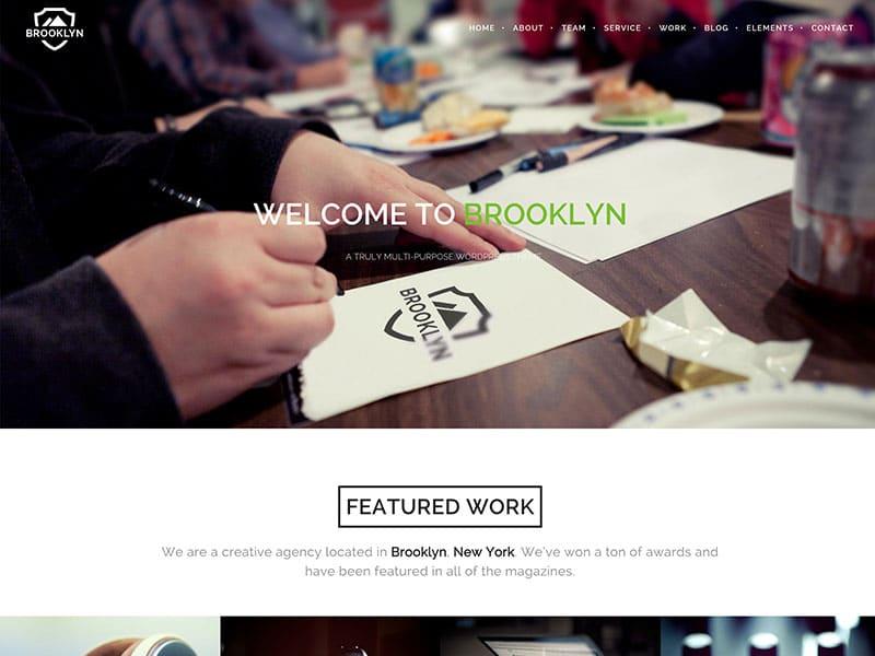 brooklyn-one-page-creative-wordpress-theme