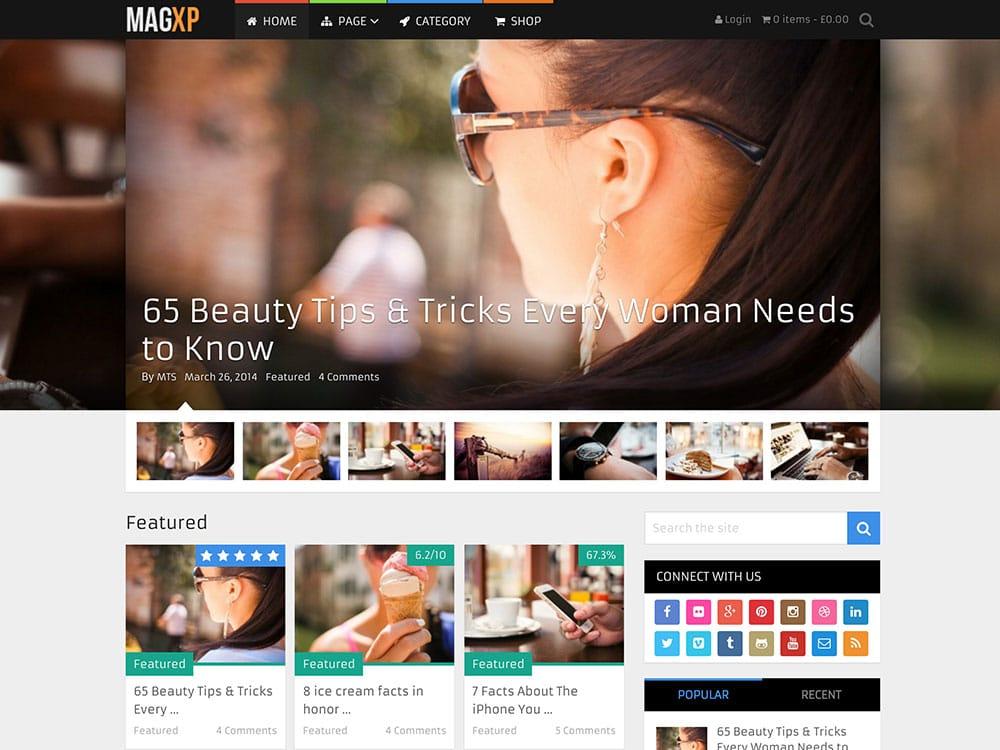 magxp-magazine-theme