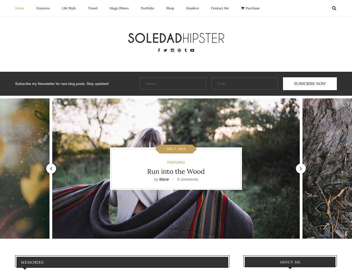 soledad-hipster-blog-wordpress-theme
