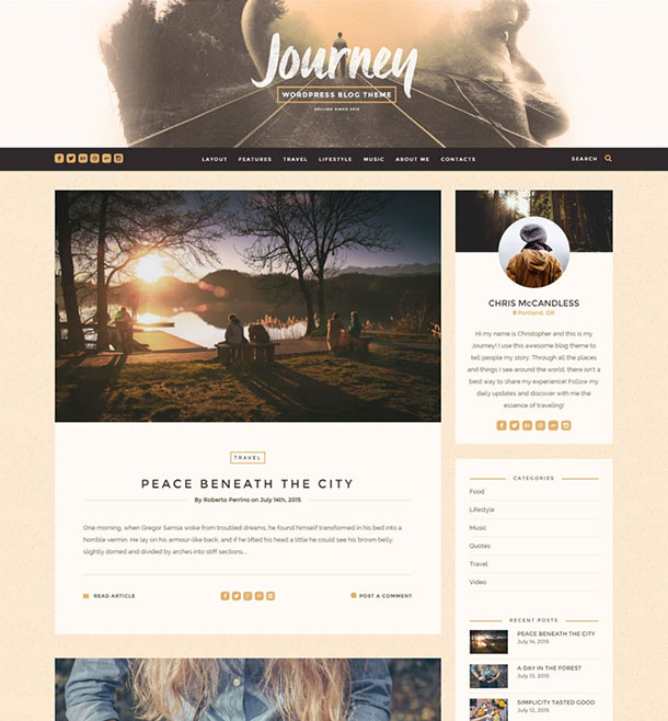 journey-personal-blog-wordpress-theme