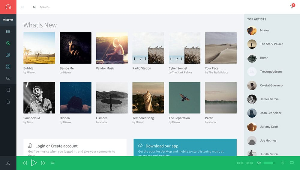 musik-wordpress-theme