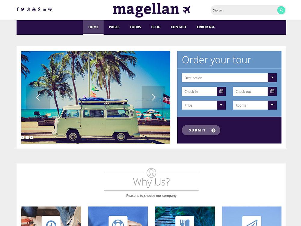 Magellan-travel-wordpress-theme