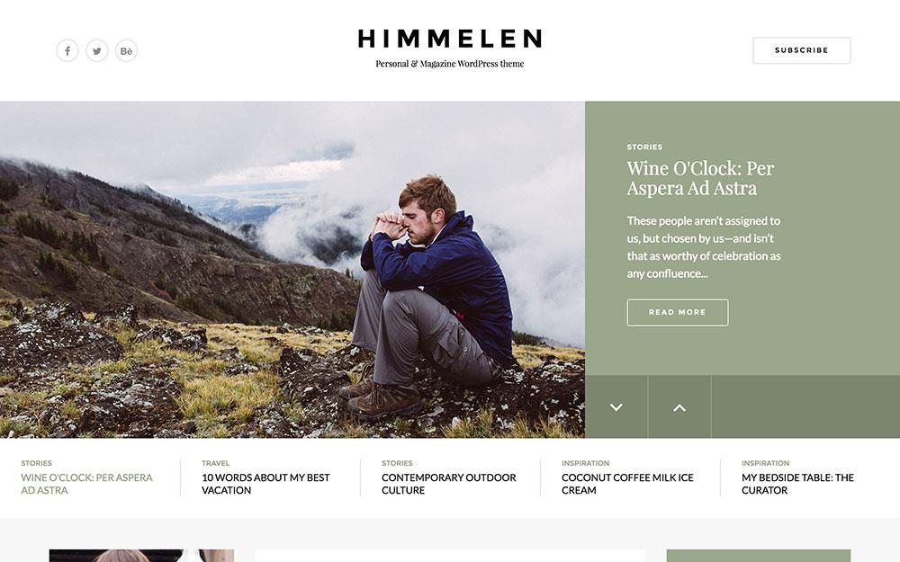 himmelen-blog-wordpress-theme