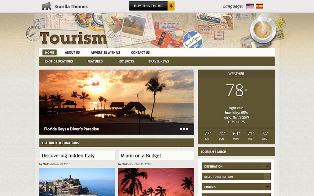 tourism-theme