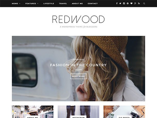 redwood-blog-theme
