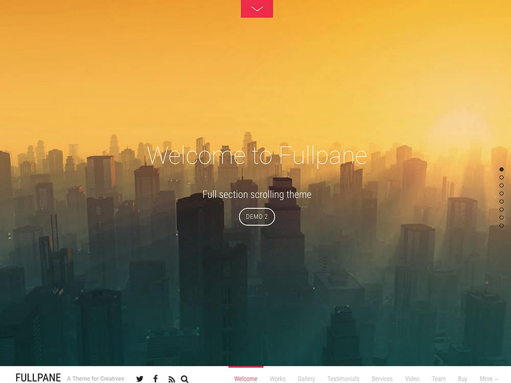 fullpane-wordpress-theme