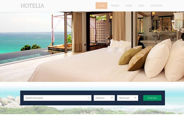 Hotelia-theme