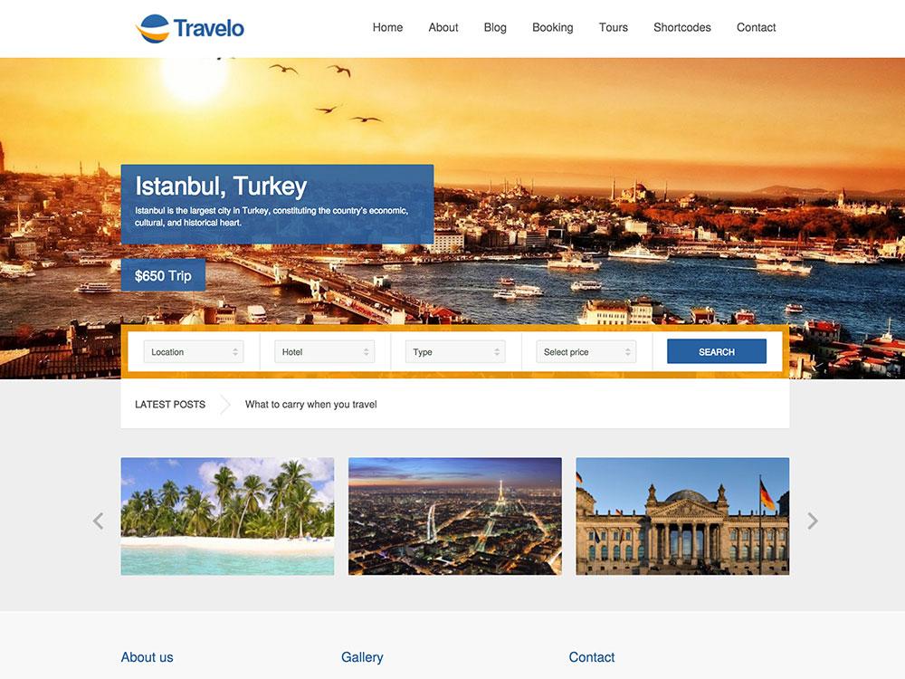 travelo-booking-wordpress-theme