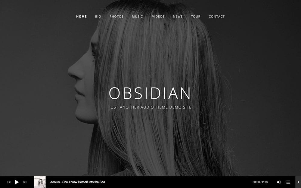 obsidian-theme