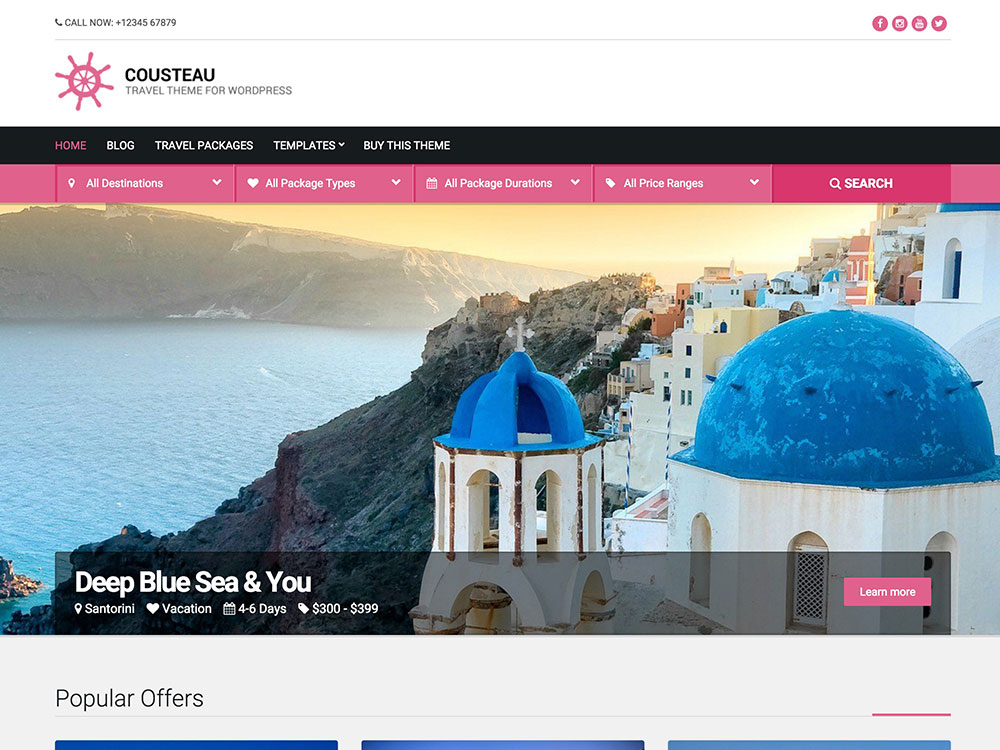 Cousteau-Travel-WordPress-Theme