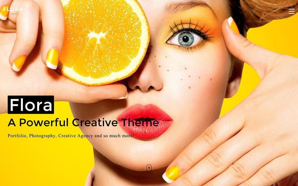 flora-creative-theme