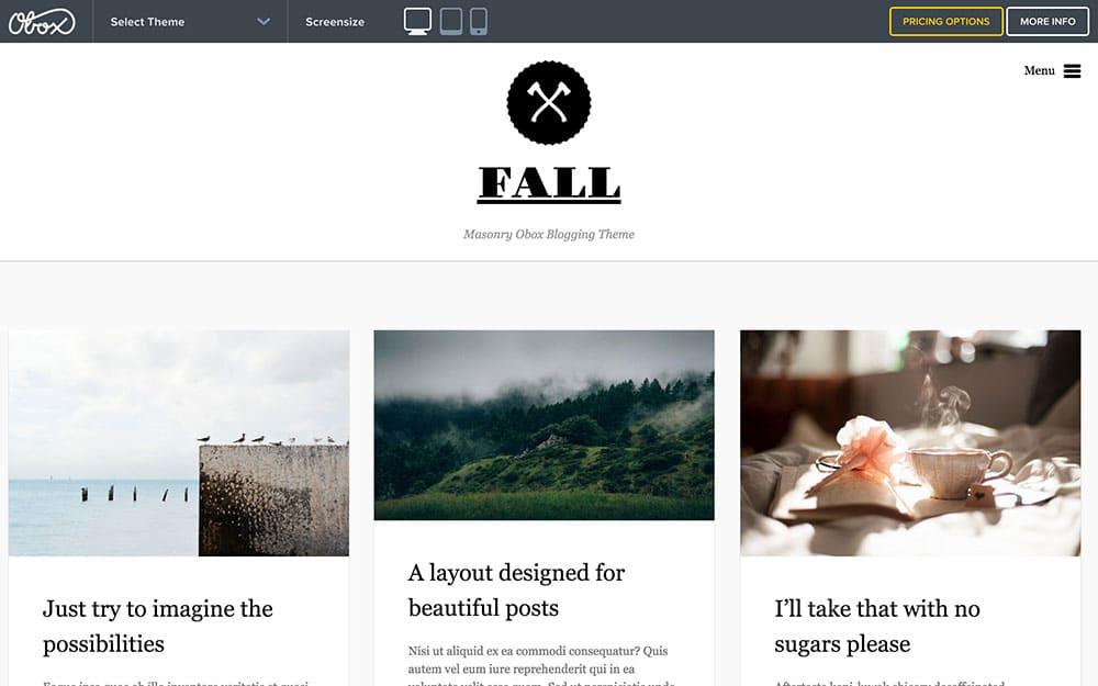 fall-blogging-theme