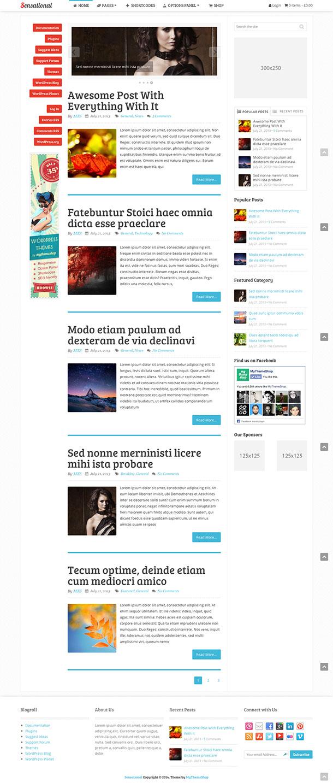 Sensational-WordPress-Theme
