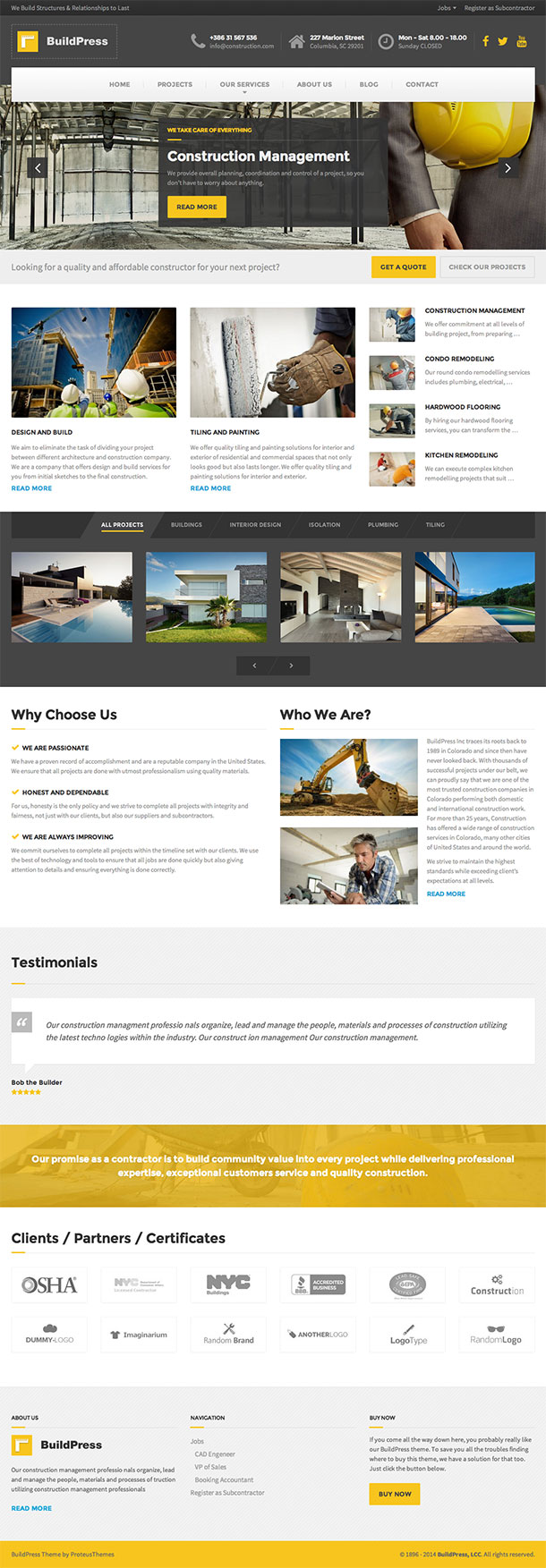 BuildPress-WordPress-Theme