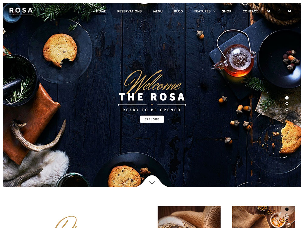 rosa-restaurant-wordpress-theme