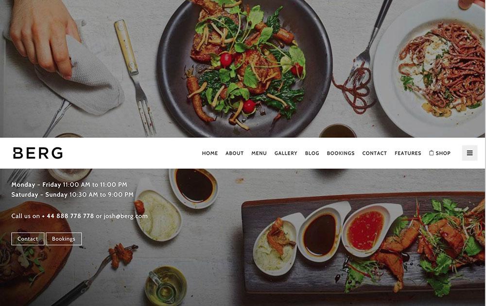 berg-restaurant-wordpress-theme