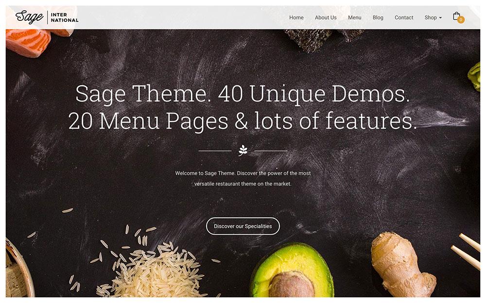 sage-restaurant-wordpress-theme