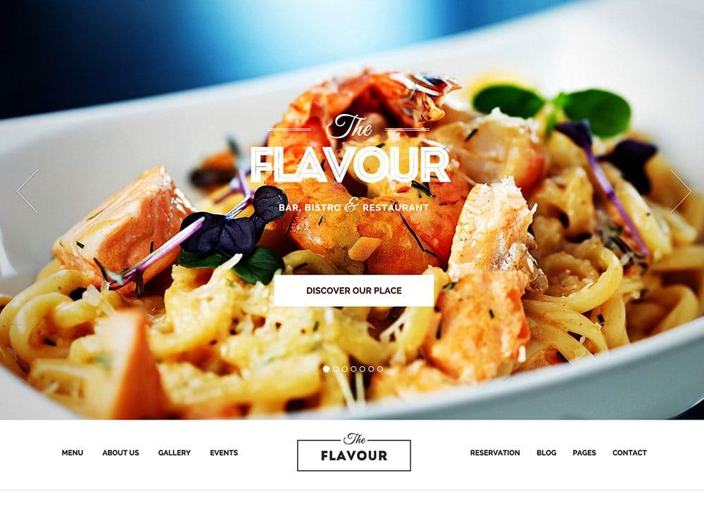 the-flavour-restaurant-wordpress-theme