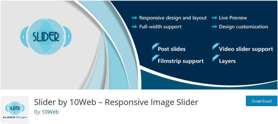 wordpress plugin slideshow