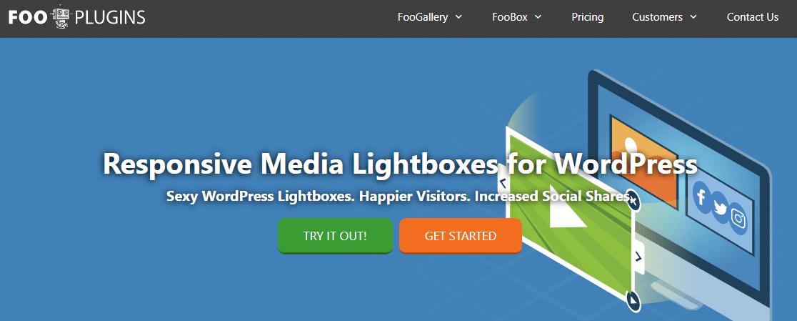 wordpress automatically adds lightbox