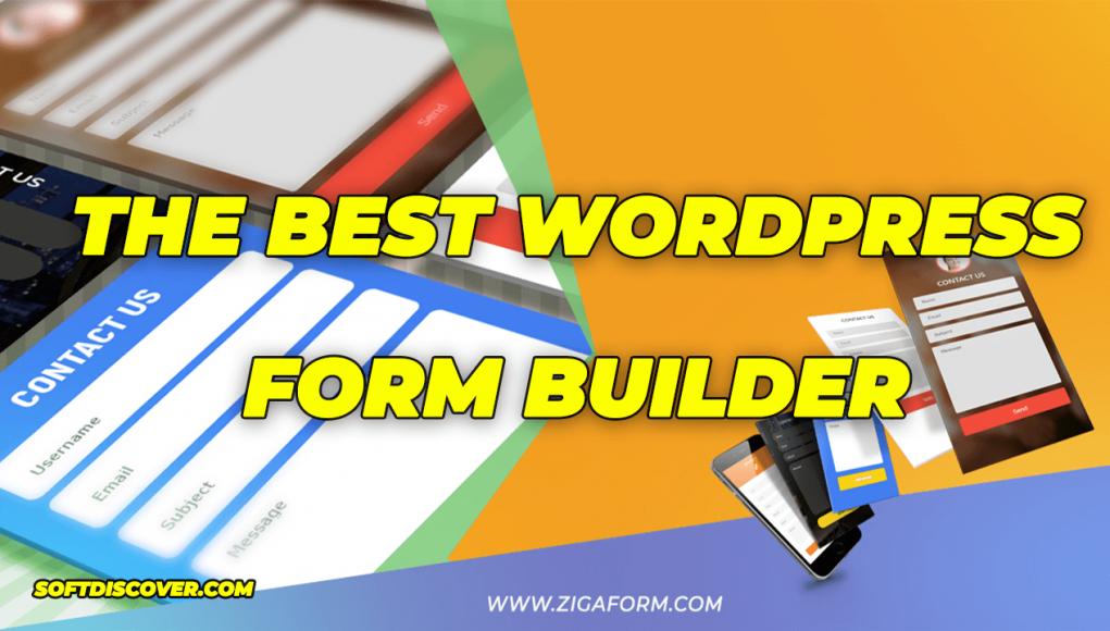 the Best Wordpress Form Builder