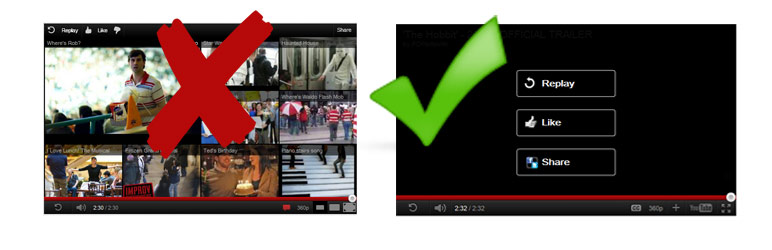 Hide YouTube Related Videos Free WordPress Plugin