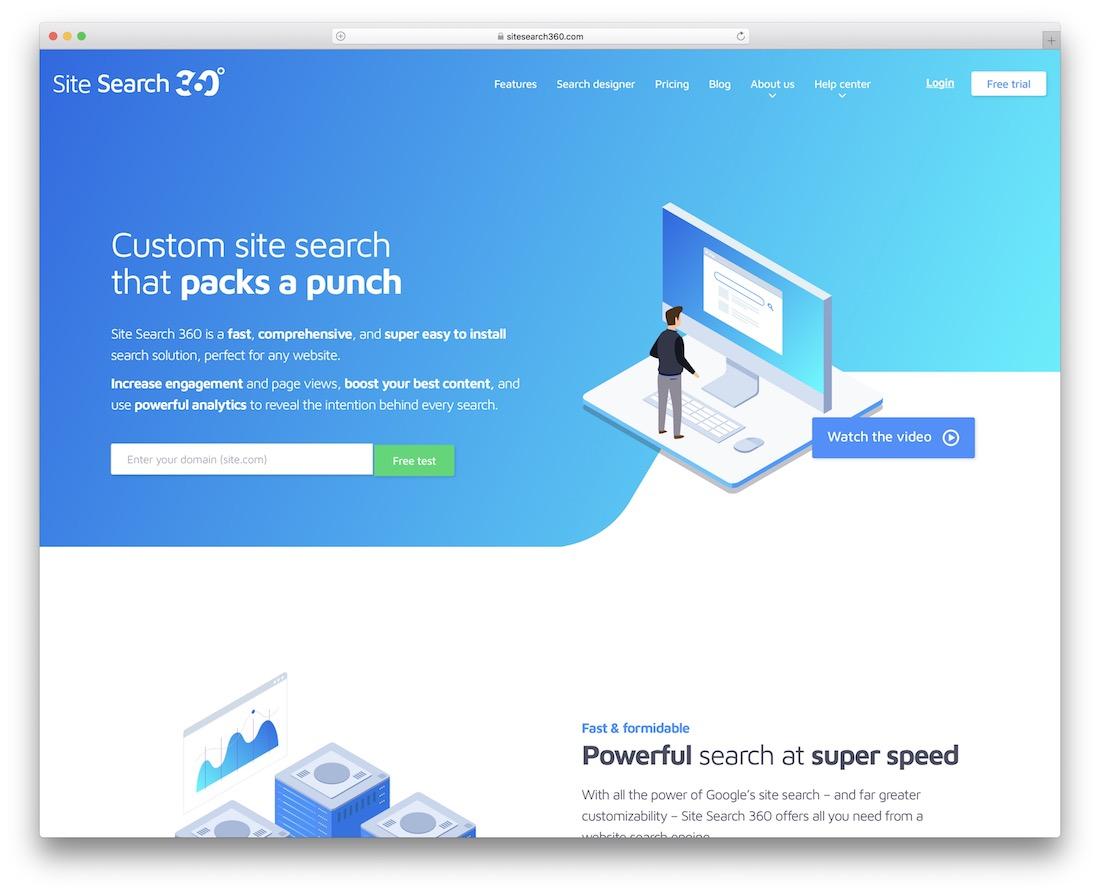 site search 360 search plugin for wordpress