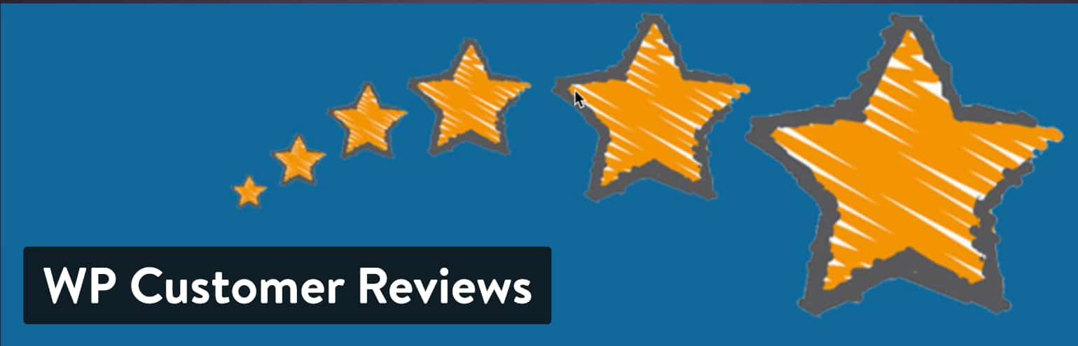 Best WordPress Review Plugins: WP Customer Reviews