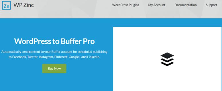 wordpress to buffer pro