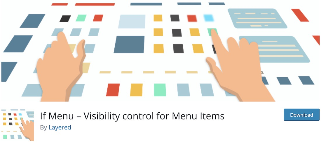 if menu wordpress plugin
