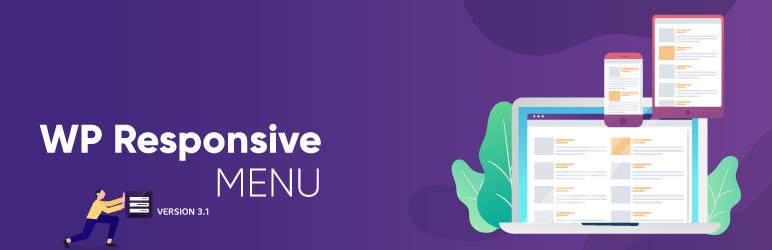 responsive menu plugin
