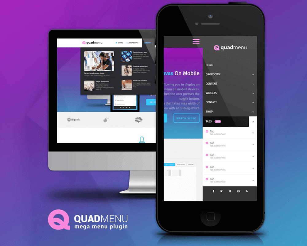 QuadMenu-megamenu-plugin