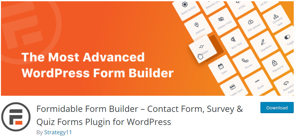 Formidable-Forms-best-wordpress-contact-form